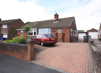 2 bed semi-detached bungalow for sale in Canterbury Drive, Bradeley, Stoke-On-Trent ST6