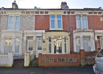 Thumbnail 3 bedroom terraced house for sale in Queens Road, Portsmouth