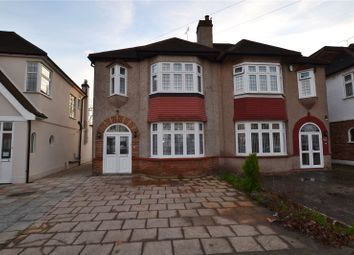 Thumbnail 3 bedroom semi-detached house to rent in Burleigh Gardens, London