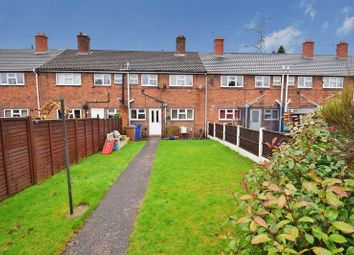 Thumbnail 3 bed terraced house for sale in Trentside Road, Stoke-On-Trent