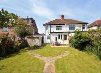Thumbnail 3 bedroom semi-detached house for sale in Thaxted Road, London