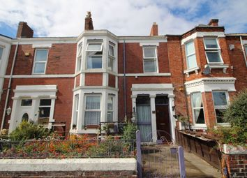 Thumbnail 4 bed terraced house for sale in The Avenue, Wallsend