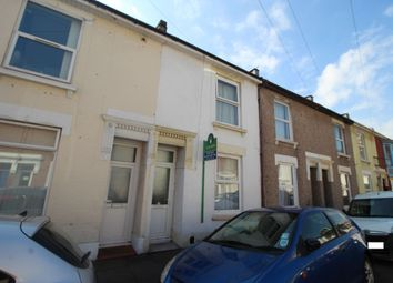 Thumbnail 4 bed terraced house for sale in Telephone Road, Southsea