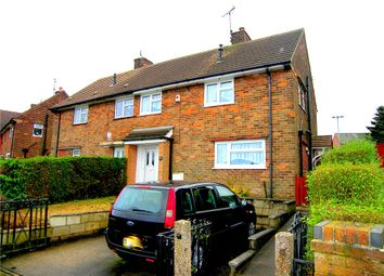 Thumbnail 3 bed semi-detached house for sale in Princess Avenue, South Normanton, Alfreton