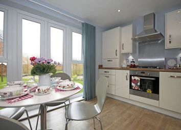 "Thumbnail 2 bed end terrace house for sale in ""Roseberry"" at Cobblers Lane, Pontefract"