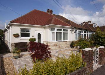 Thumbnail 2 bed semi-detached bungalow for sale in Redlands Lane, Fareham