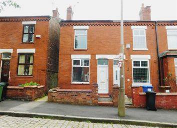 Thumbnail 2 bed end terrace house for sale in Bombay Road, Edgeley, Stockport