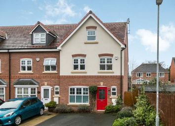 Thumbnail 4 bed end terrace house for sale in Llys Onnen, Llandudno Junction, Conwy, North Wales