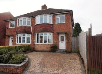 Thumbnail 3 bed semi-detached house for sale in Fairfield Road, Halesowen