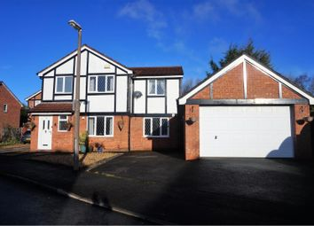 Thumbnail 5 bed detached house for sale in Willow Coppice, Lea, Preston