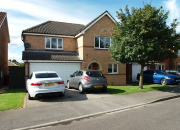 Thumbnail 5 bed detached house for sale in Maple Avenue, Crowle, Scunthorpe