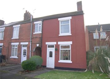 Thumbnail 2 bedroom end terrace house for sale in Tower Close, Somercotes, Alfreton