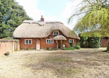 Thumbnail 3 bed cottage for sale in Vaggs Lane, Hordle, Lymington