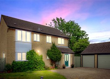 Thumbnail 4 bed detached house for sale in Partridge Way, Cirencester
