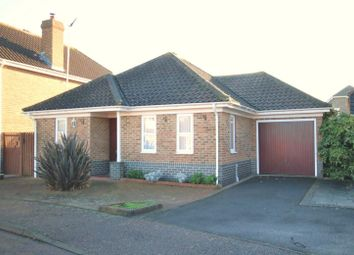 Thumbnail 2 bed detached bungalow for sale in Blaine Drive, Kirby Cross, Frinton-On-Sea