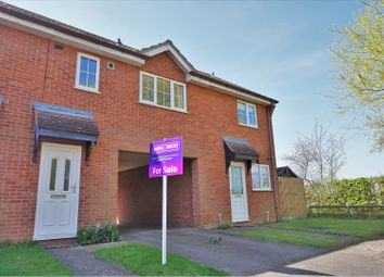 Thumbnail 1 bed terraced house for sale in Macpherson Robertson Way, Bury St. Edmunds