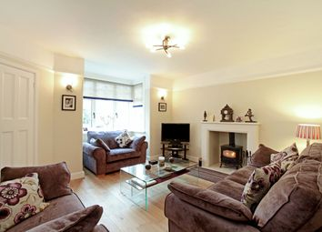 Thumbnail 5 bed detached house to rent in Ogbourne St. George, Marlborough