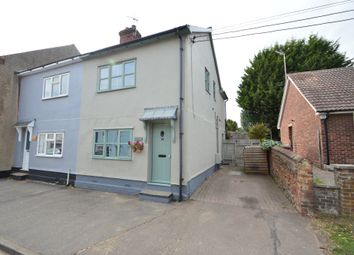 Thumbnail 3 bed end terrace house to rent in Bridewell Street, Clare, Suffolk