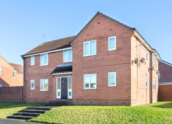 Thumbnail 1 bed flat to rent in Ryecroft, Strensall, York