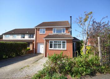 Thumbnail 4 bedroom detached house to rent in Wildern Lane, East Hunsbury, Northampton