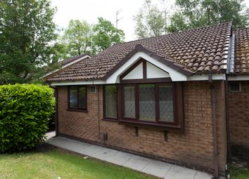 Thumbnail 2 bed bungalow for sale in Old Market Street, Blackley, Manchester