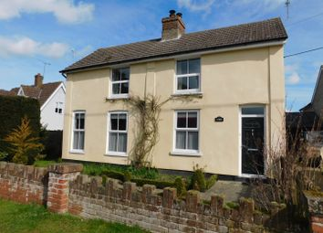 Thumbnail 3 bed cottage for sale in Straight Road, Battisford, Stowmarket