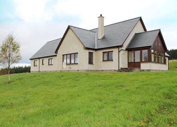 Thumbnail 5 bed bungalow to rent in Rivoulich Lodge, Abriachan, Inverness
