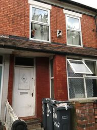Thumbnail 1 bedroom flat to rent in Barlow Road, Manchester
