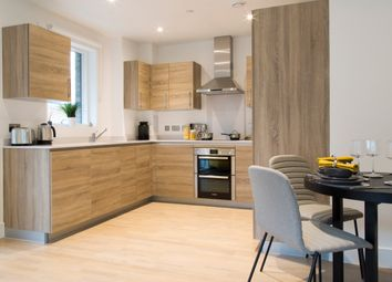 Thumbnail 1 bed flat for sale in Aston Street, Limehouse, London