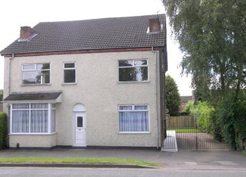 Thumbnail 3 bed semi-detached house to rent in The Common, South Normanton, Alfreton