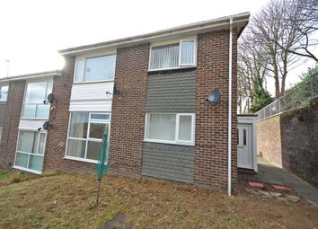 Thumbnail 2 bed flat for sale in Staindrop Road, Newton Hall, Durham