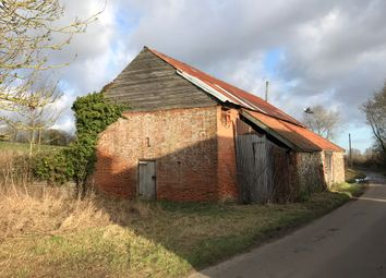 Thumbnail Barn conversion for sale in Mendham Low Road, Redenhall, Harleston
