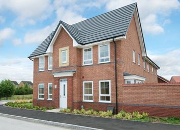 "Thumbnail 3 bedroom end terrace house for sale in ""Morpeth"" at Dearne Hall Road, Barugh Green, Barnsley"