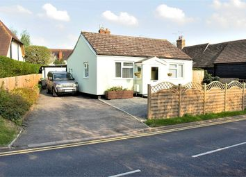 Thumbnail 2 bed detached bungalow for sale in St. Edmunds Lane, Dunmow