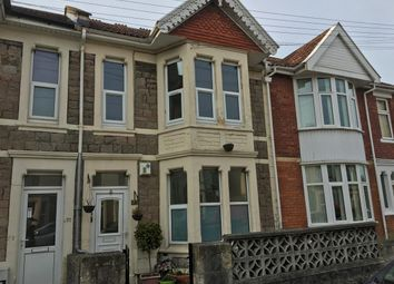 Thumbnail 1 bedroom flat to rent in Kensington Road, Weston-Super-Mare