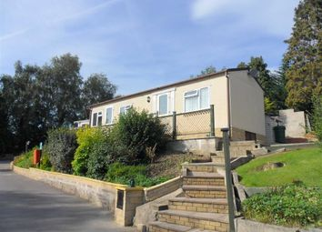 Thumbnail 2 bed mobile/park home for sale in The Peaks, Whaley Bridge, High Peak