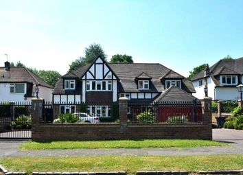 Thumbnail 5 bedroom detached house for sale in Fulmer Drive, Gerrards Cross