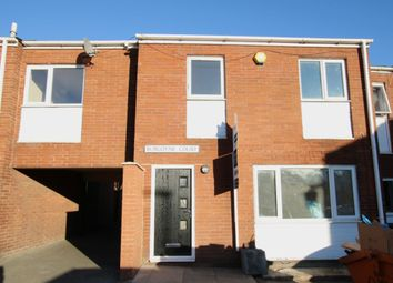 Thumbnail 4 bed terraced house to rent in Burgoyne Court, Washington