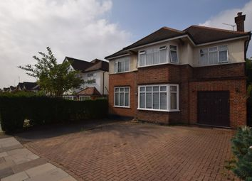 Thumbnail 5 bed detached house for sale in Park Way, London