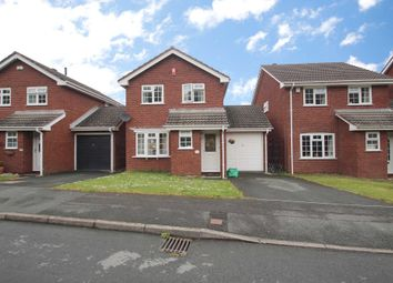 Thumbnail 3 bed detached house for sale in Merafield Drive, Plympton, Plymouth