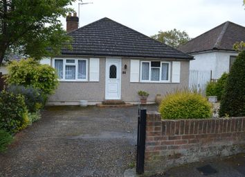 Thumbnail 2 bed bungalow for sale in Detached Two Bedroom Bungalow, Hillingdon Avenue, Sevenoaks