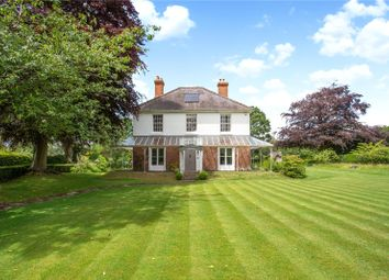 Thumbnail 4 bed detached house for sale in Salisbury Road, Pewsey, Wiltshire