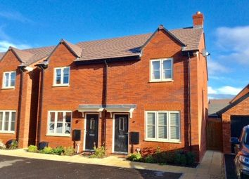 Thumbnail 2 bed semi-detached house for sale in 28 Snapdragon Close, Walton Cardiff, Tewkesbury, Gloucestershire