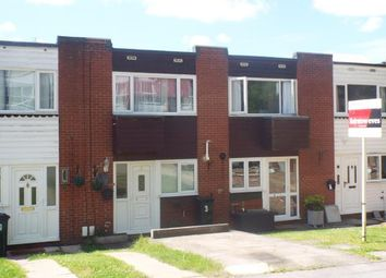 Thumbnail 2 bed terraced house for sale in Merryhills Close, Biggin Hill, Westerham, Kent