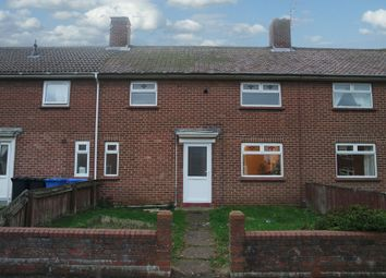 Thumbnail 3 bedroom terraced house to rent in Notley Road, Lowestoft