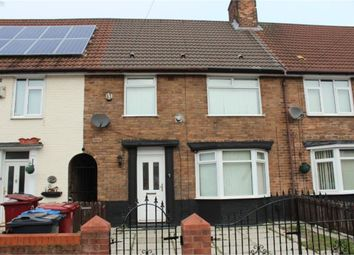 Thumbnail 3 bed town house for sale in Woolfall Heath Avenue, Liverpool, Merseyside