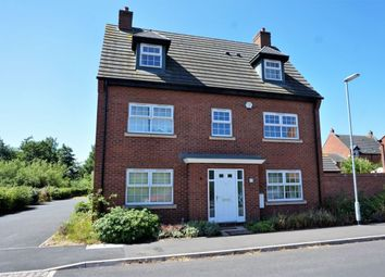 Thumbnail 5 bedroom detached house for sale in Pearl Brook Avenue, Stafford