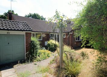 Thumbnail 2 bed bungalow for sale in Chobham Road, Frimley