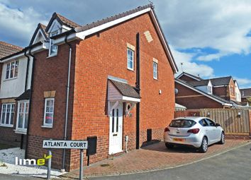 Thumbnail 3 bed semi-detached house to rent in Atlanta Court, Western Gailes Way, Hull