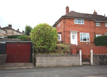 Thumbnail 2 bed semi-detached house for sale in Kingsley Road, Talke Pits, Stoke-On-Trent